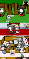 Ayano's Touhou Life by springlover432
