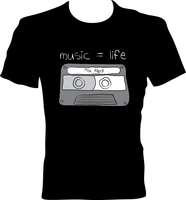 music equals life by neurotic-imaging