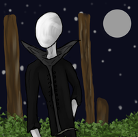 Slender? by galexy-candy