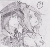 Lance n' Natz (Guns n'Roses lol) by Yoru91