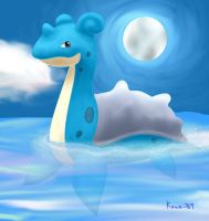 Pokemon - Lapras by kawaii769