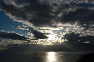 Antalya Winter Clouds by spunkyreal