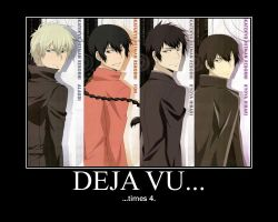 KHR Motivational - Deja Vu by Crescenta