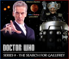 Doctor Who S9 - The Search for Gallifrey by DoctorWhoOne