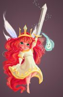 Child of Light by Kitty-Olenic