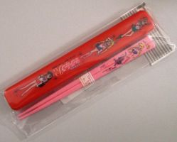 Sailor Moon R Chopsticks by DavisJes