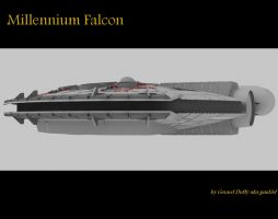 Falcon-009 by gmd3d