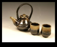 Tea Set 2 by ThatDirtyKid