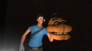 Gmod: Scout's New Job 10 by SuperFIFIBros