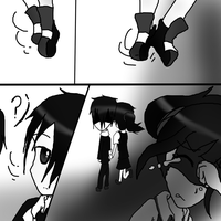 Breaking up comic 2 by Yannie-chan