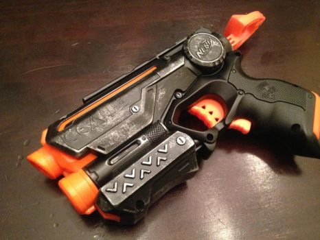 Nerf Paintjob 01 by ruhney71