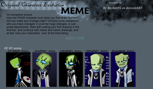 Crome-Evolution-meme by RoboticMasterMind
