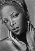 Eva Marcille Pigford - The Nature of Beauty by SongYong