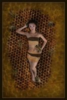 Queen of bees by chathurank