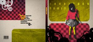 Forbidden Fruit CD cover 3 by VelocityRiot