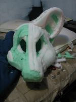 Making of Fursuit Head 1 by Yumi-San1688