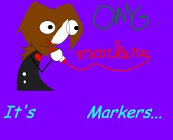 OMG Markers by Nightmare-Repetition