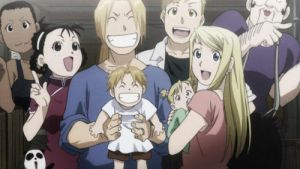 fma: elric family photo by peetahernandez2000