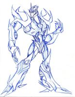 Transformers prime - Novastorm by winddragon24