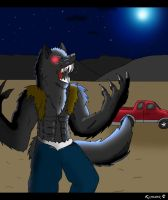 Off-Road Werewolf by kzmaster