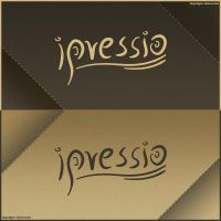 ipressio - logotype v2 by Frozz
