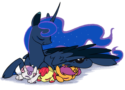 The Dreamers of Ponyville by Selective-Yellow