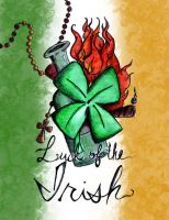 Lucky Irish by Silas-Quinn