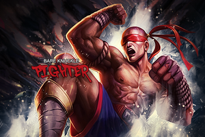 Bare Knuckle Fighter by Maniakuk