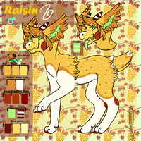 Rasin Ref Sheet by MonsterMeds