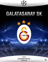 Galatasaray Champions League by absurdman