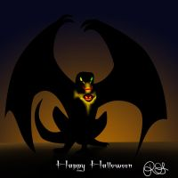 I'm Scary All Year Round by rachel-gidluck