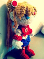 Sailor Moon Amigurumi by MyBloodyDeadZombie
