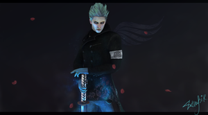 Vergil DmC by Dampir07