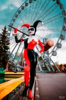 Harley Quinn, pleased to meetcha! by JasDisney