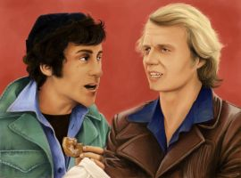 Starsky and Hutch by Lismu