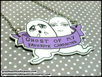 Ghost of my Favorite Character by GrandmaThunderpants