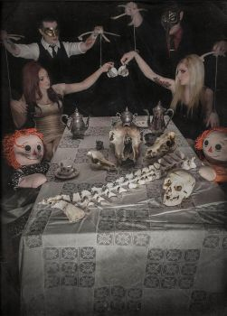 necrophiliac party by WonderfulUgly