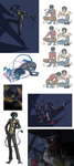 NIGHTCRAWLER ARTDUMP 1 by Spritetacular
