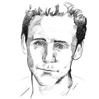 hiddleston by superfizz