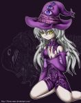 Dark witch by ikura-maru