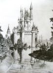 Magic Kingdom Castle by Kothis