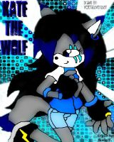 Kate the Wolf (Edited) by VegetaLover12654