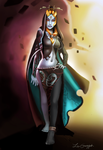 Midna by Tetra-Triforce