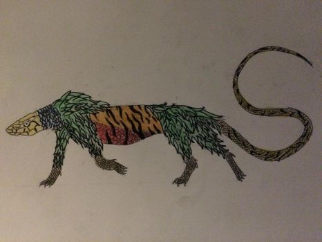 Animal Hybrid Contest Entry by TheCatalyst08