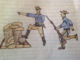 Spanish American War by taterjack