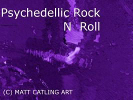 psychedlic rock by catling17