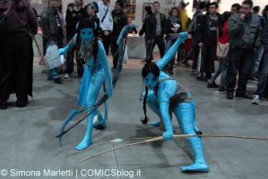 Avatar cosplay by 14th-division