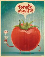 tomate by rauldraws