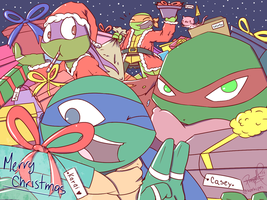Merry Christmas!! by penguinsfan90