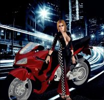 Racer by Lady-Lili
